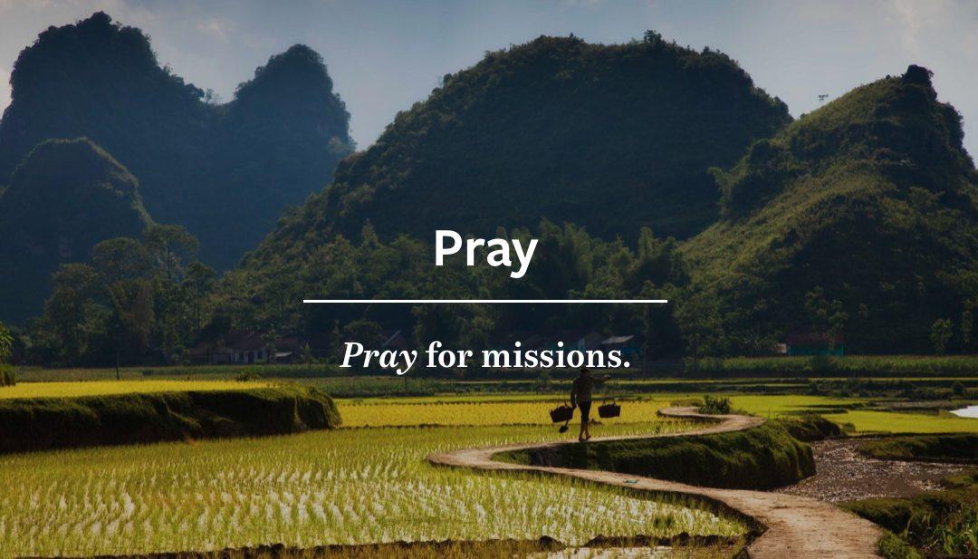 Prayer: the Greater Work